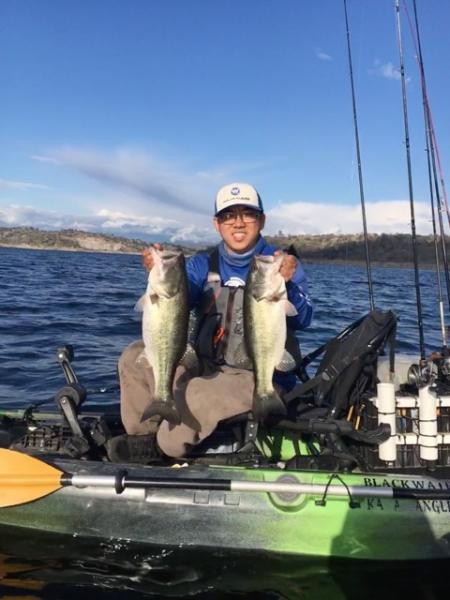 Best Bass Lakes In Central California Wilderness Systems Kayaks Usa Canada