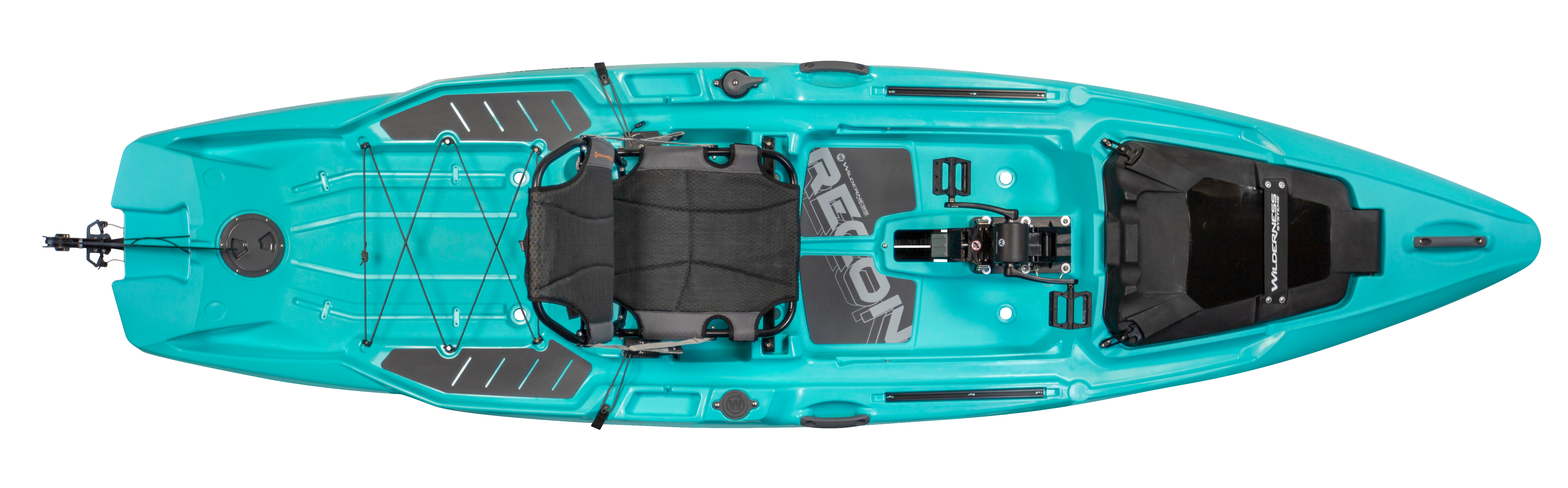 Wilderness Systems Recon 120 HD Kayak in Aqua