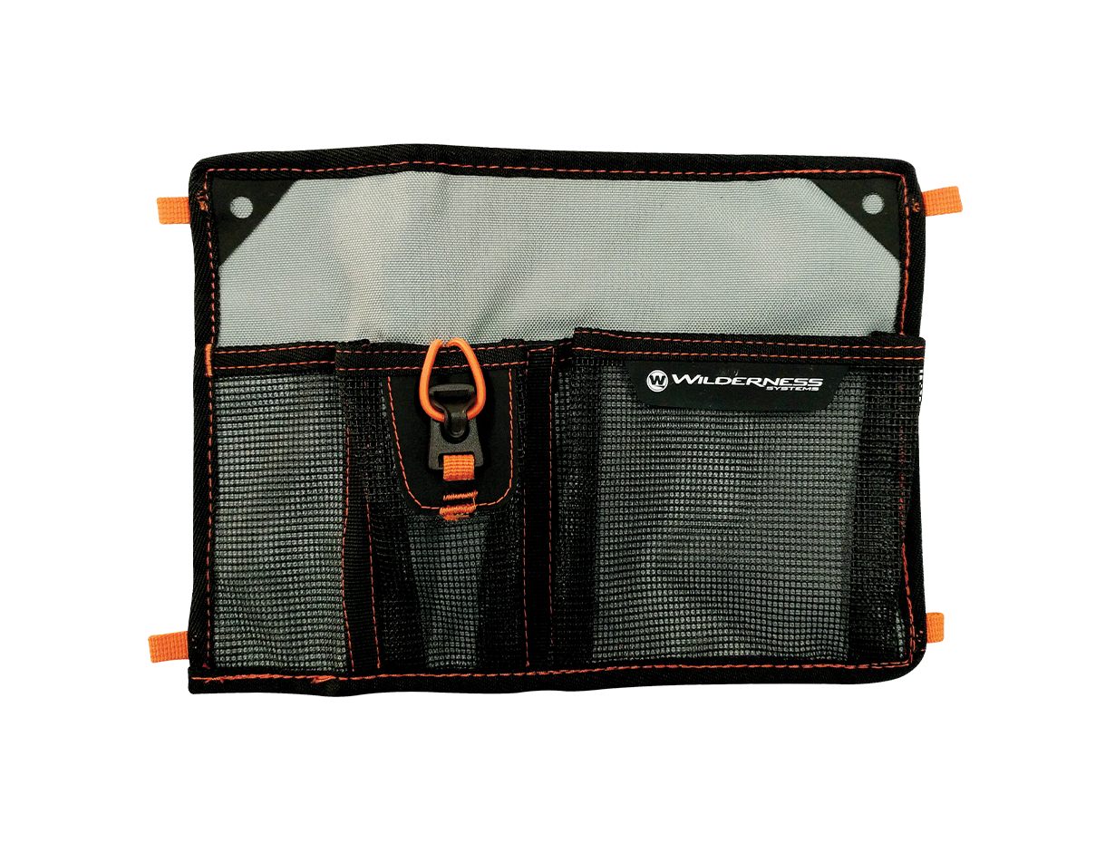 Mesh Storage Sleeve – 3 Pocket