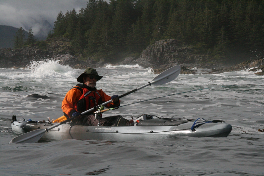 Zoom Zoom A Motorized Kayak Expedition Wilderness