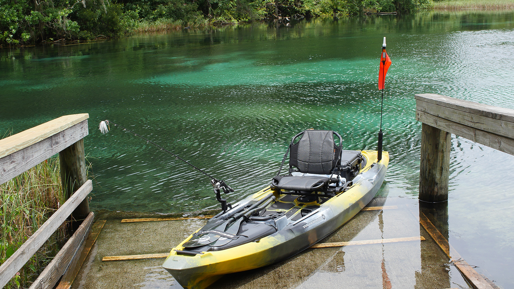 Wilderness Systems Announces the A.T.A.K. 120 at ICAST ...