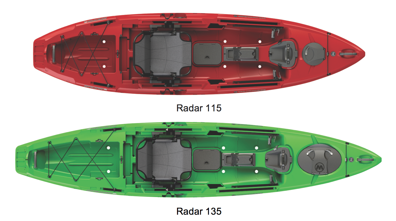Wilderness systems introduces the definitive fishing kayak for Wilderness systems fishing kayaks