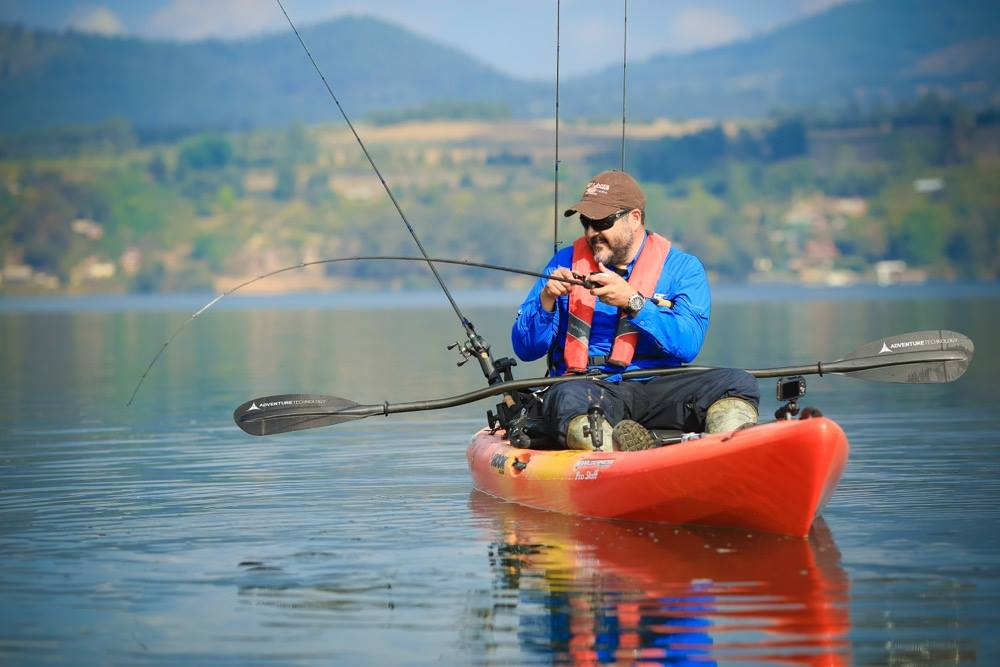 Ride 115 Max Angler Wilderness Systems Kayaks Europe