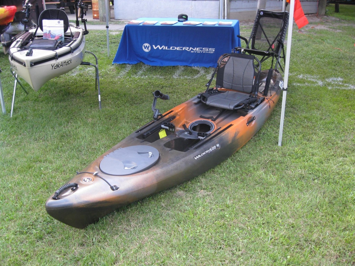 Ride 115x Max Angler Wilderness Systems Kayaks Europe