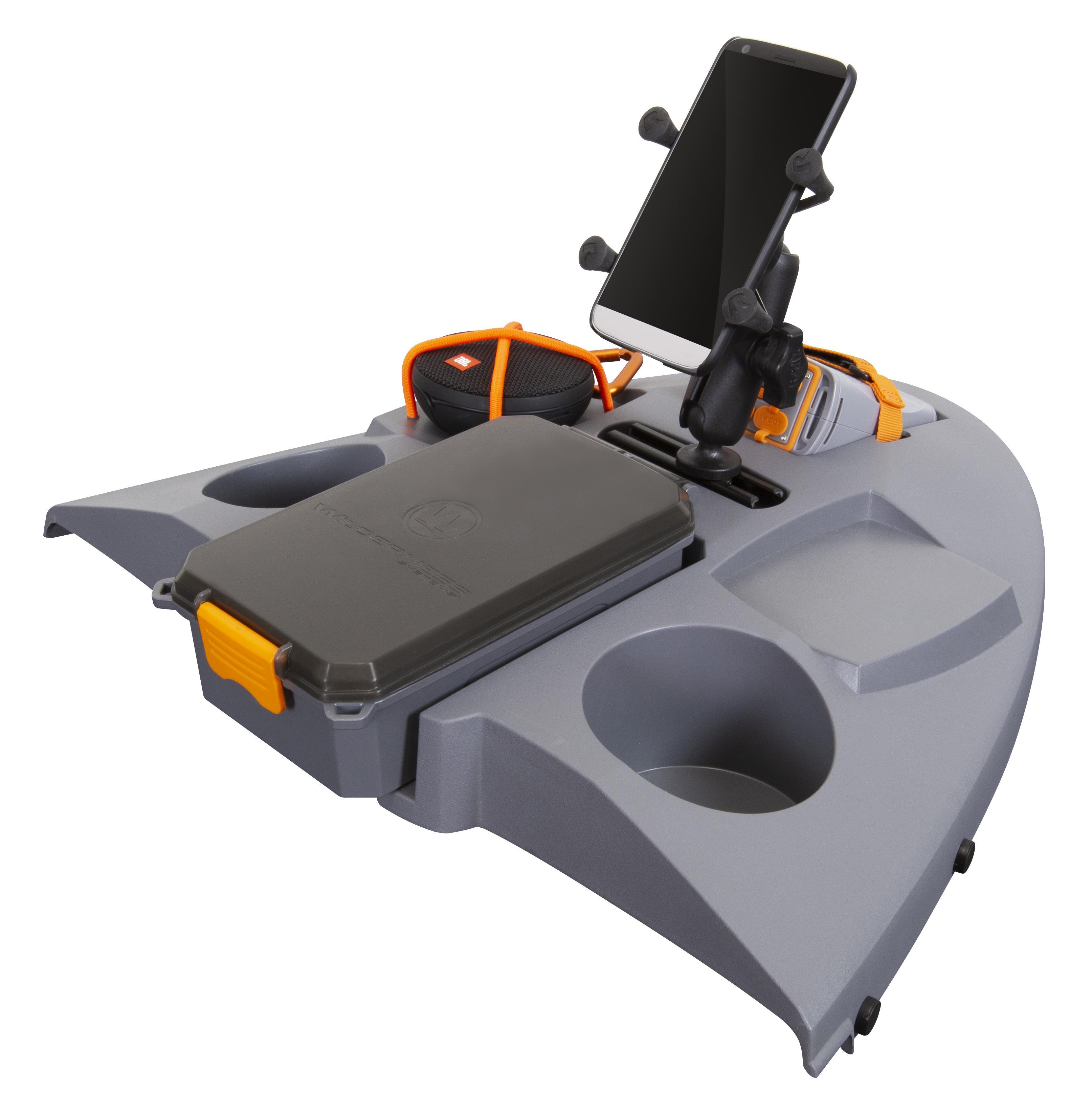 kayak console