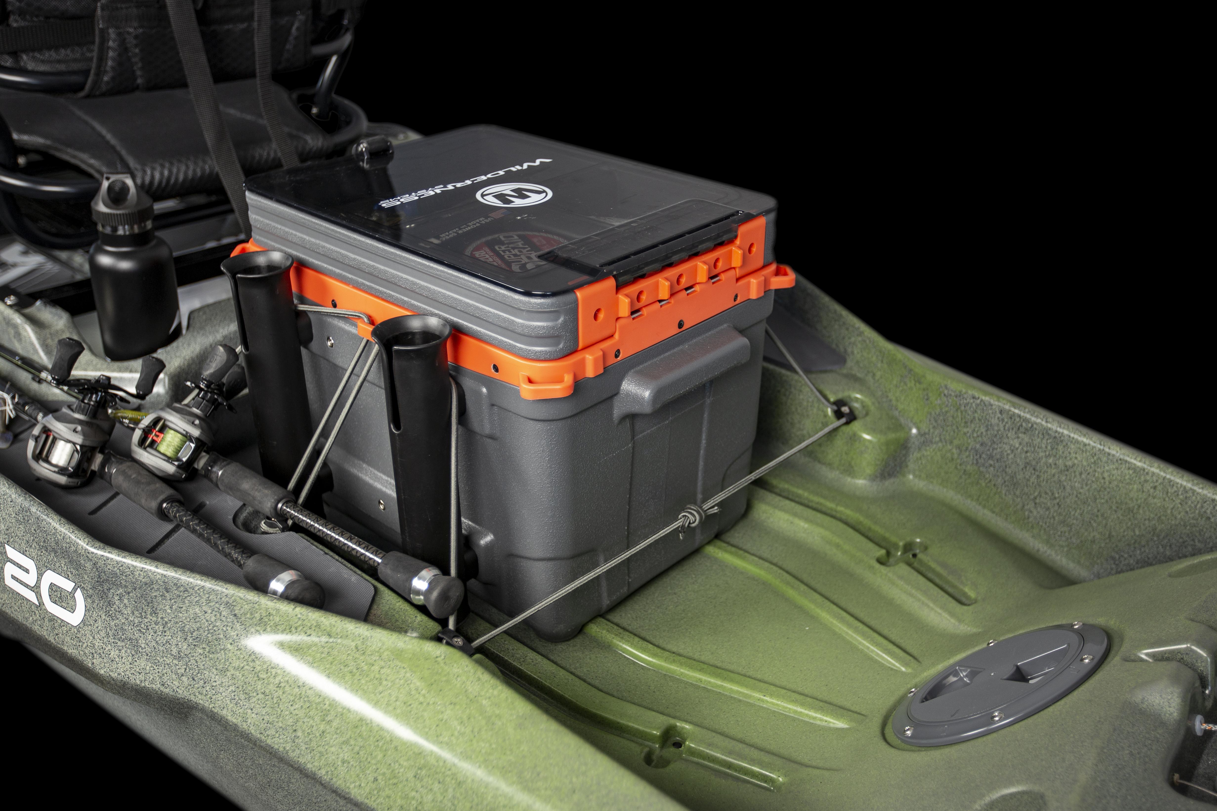 Recon HD Kayak tankwell