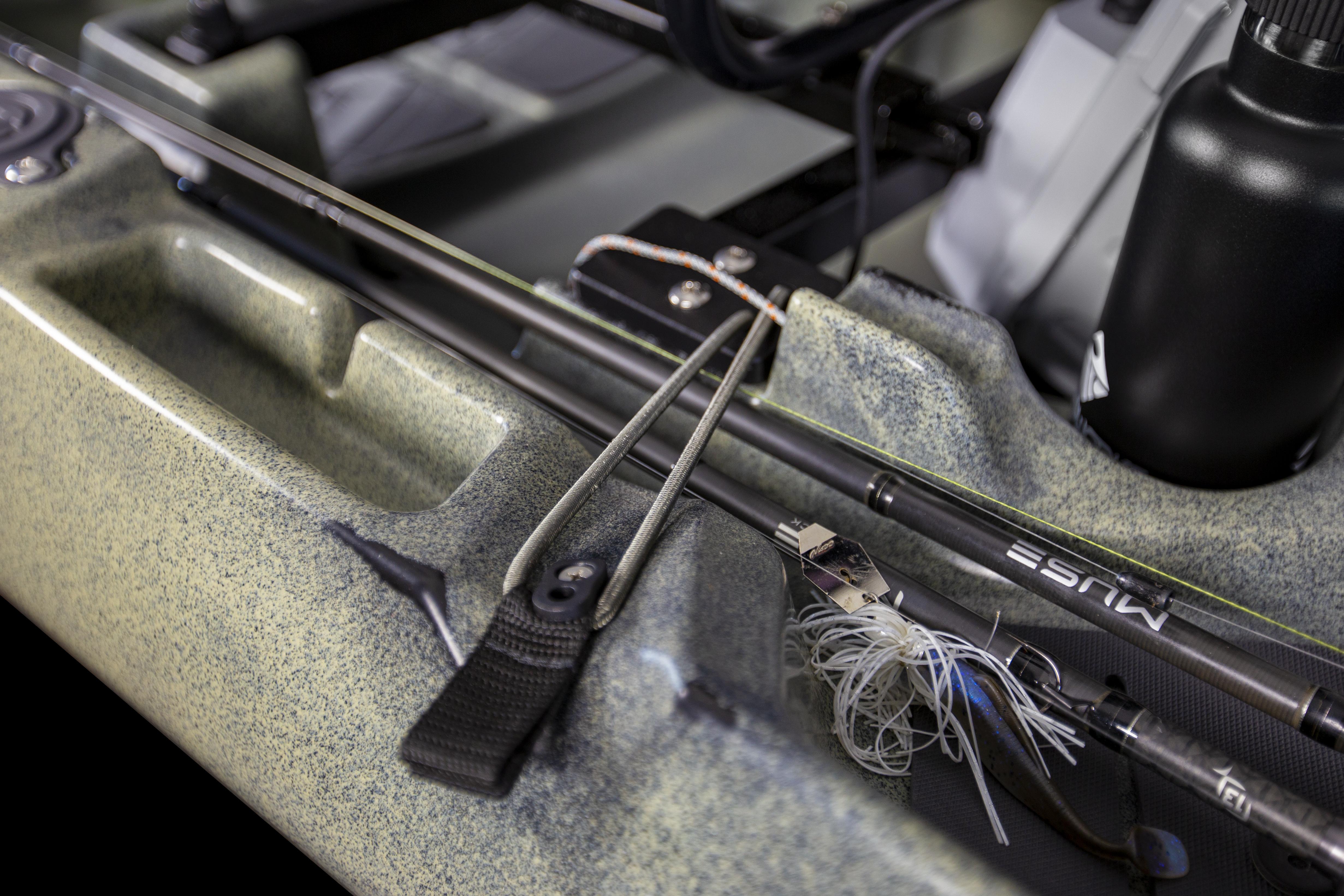 Dual Rod Troughs