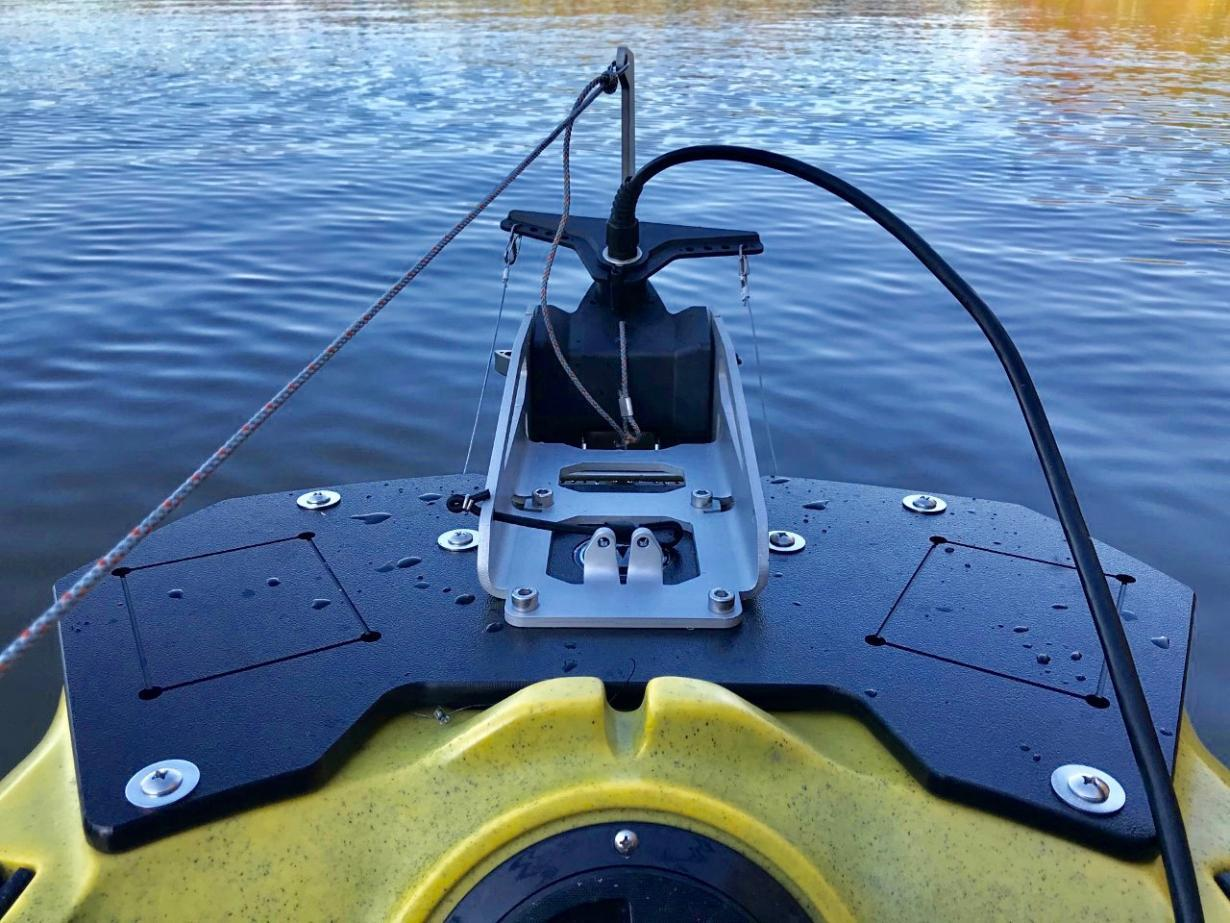Wilderness Systems Foot Steering Kit for Stern-Mounted Motors