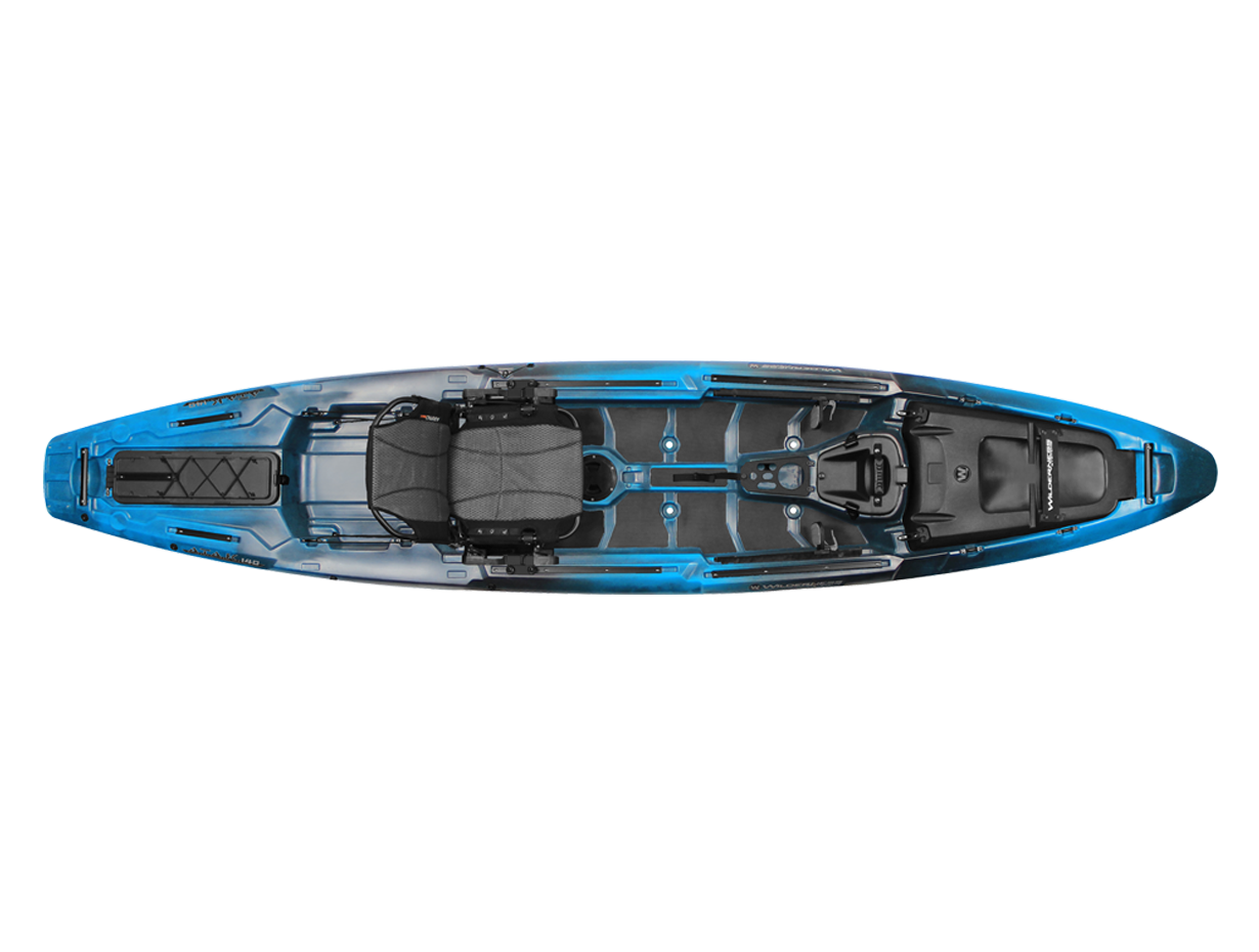 The ATAK 140 Wilderness Systems Fishing Kayak
