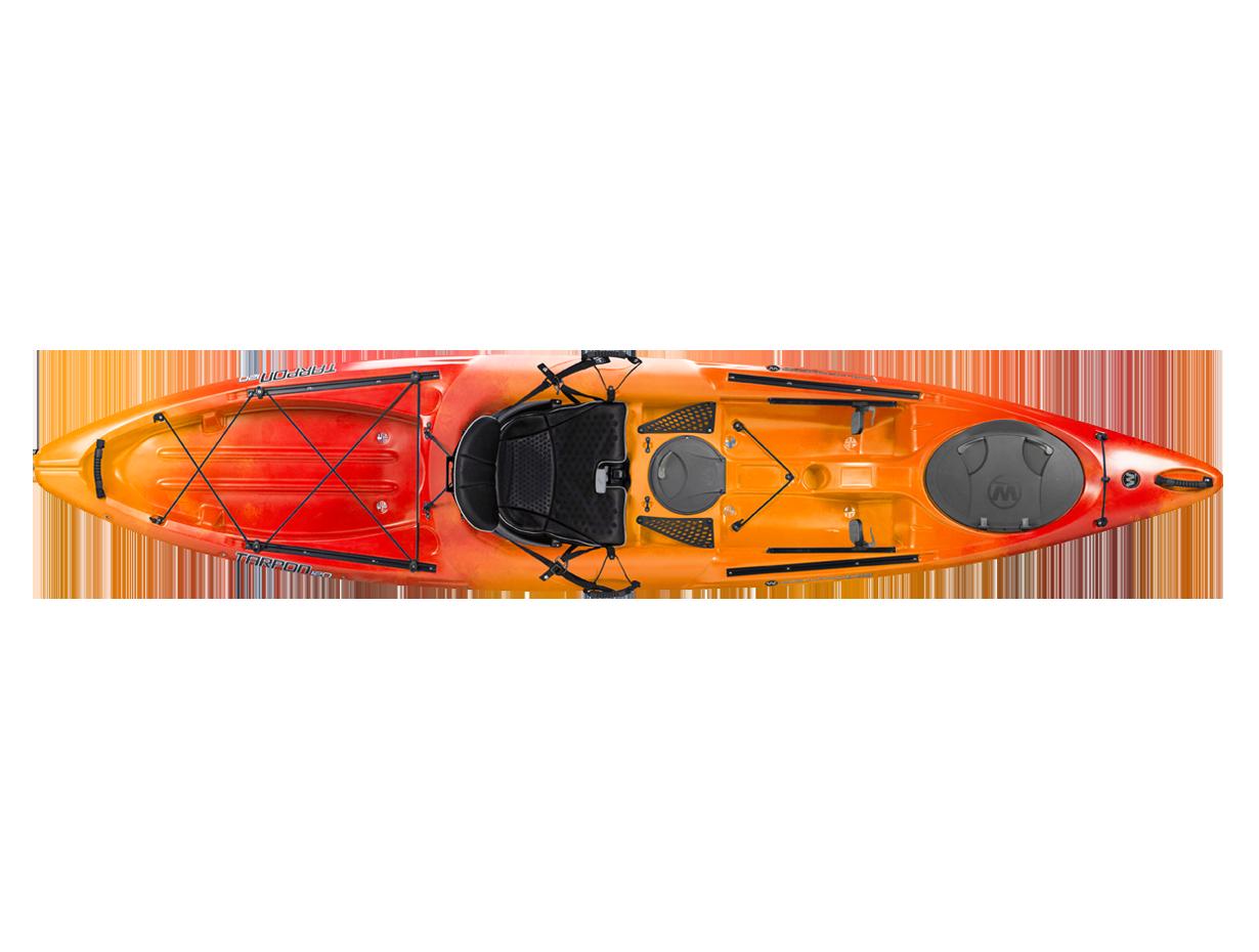 Wilderness Systems Tarpon 120 Fishing Kayak