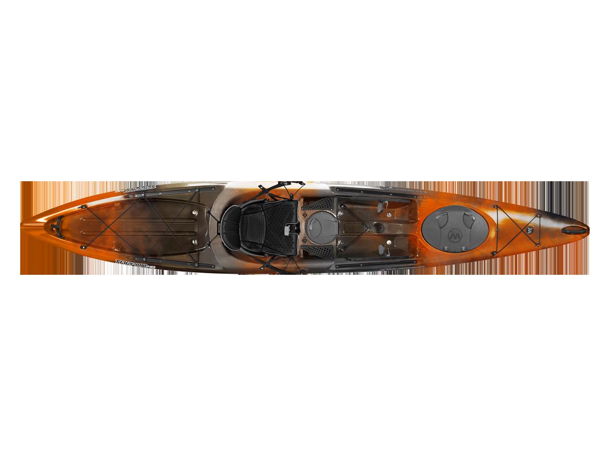 Wilderness Systems Tarpon 140 Recreation Kayak