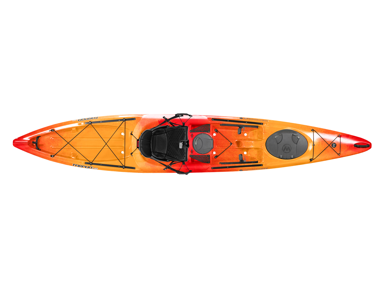 Wilderness Systems Tarpon 140 Recreation Kayak