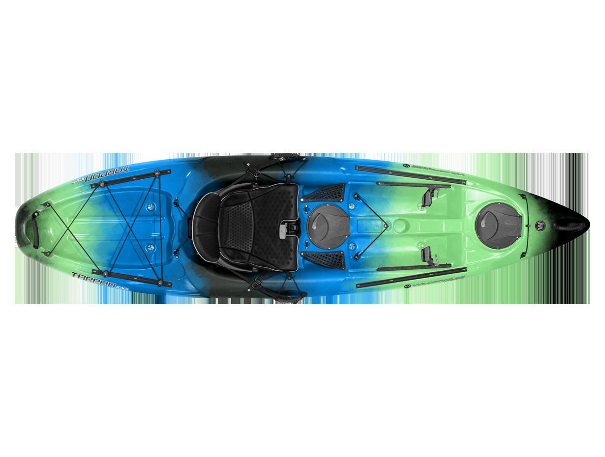 Wilderness Systems Tarpon 100 - Recreational Kayak on