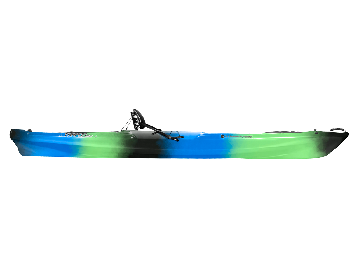 Wilderness Systems Tarpon 120 Fishing Kayak Battery Wiring Diagram In Galaxy