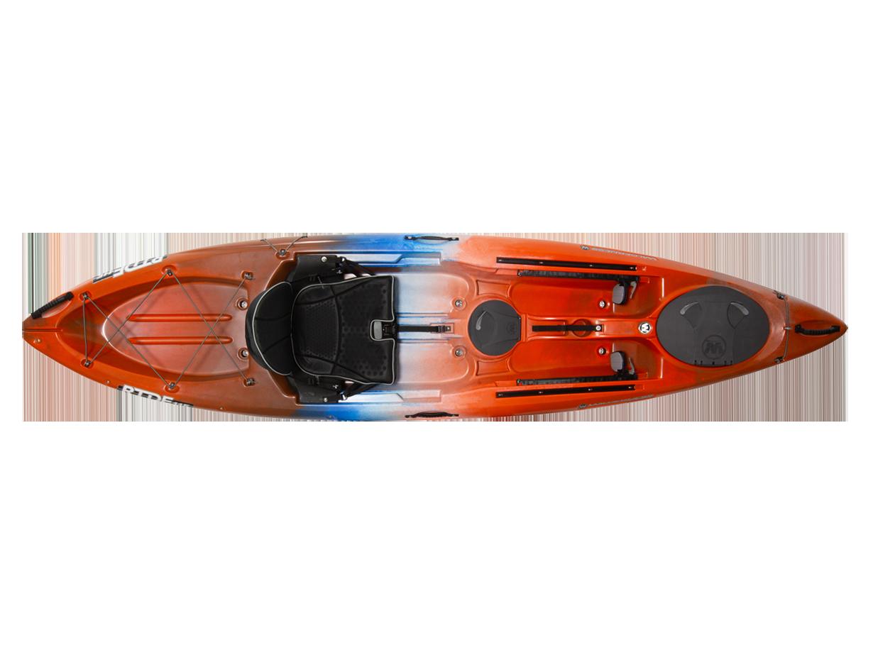 Wilderness Systems Ride 115 - Fishing Kayak