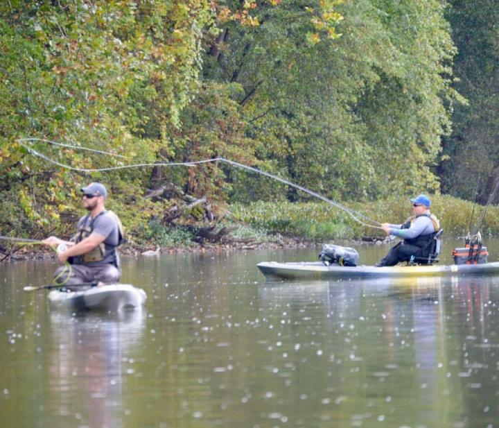 Blog wilderness systems kayaks for Simple fly fishing