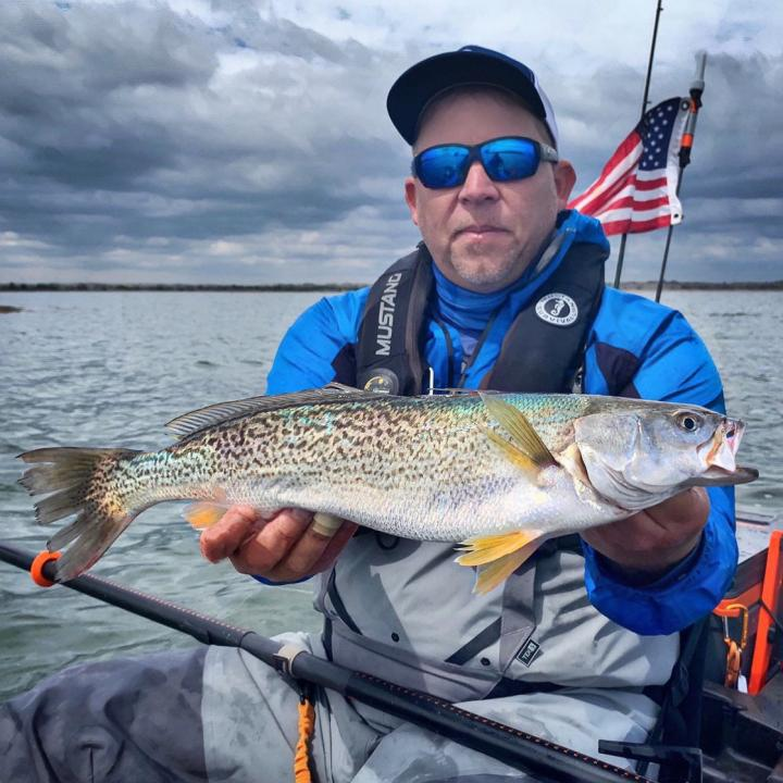 weakfish fishing