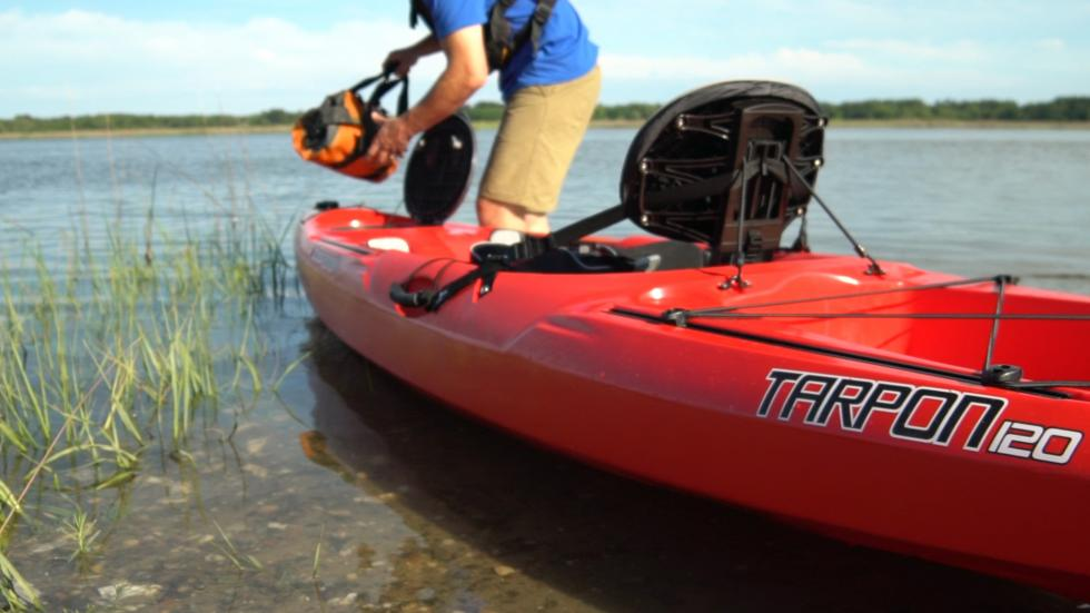 Wilderness Systems Tarpon 100 Recreational Kayak