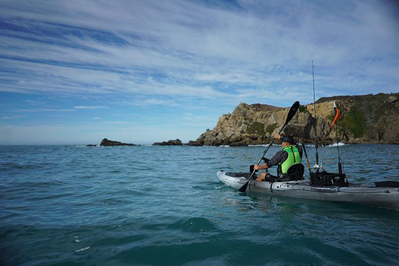 Fishing wilderness systems kayaks usa canada the for Offshore kayak fishing