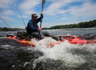 Radar Fishing Kayak