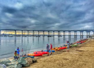 southern cali fishing kayaks