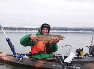pungo fishing